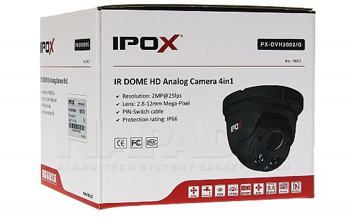 Opakowanie kamery 4 in 1 PX DVH2002 G
