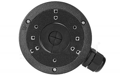 DS 1280ZJ XS - czarna puszka instalacyjna