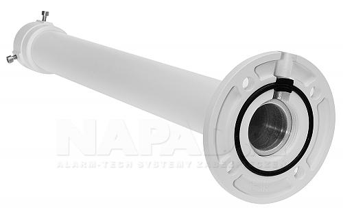 DS1662ZJ - długi uchwyt sufitowy do kamer PTZ Hikvision