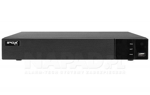 Sieciowy rejestrator IPOX PX-NVR0851H