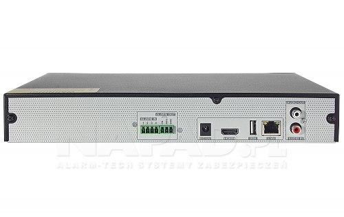 PX-NVR0851H - 8 kanałowy rejestrator IP