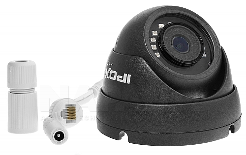 DIP2036-P - kamera megapikselowa z obiektywem 2.8 mm