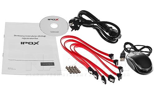 Akcesoria dostępne wraz z rejestratorem HDR