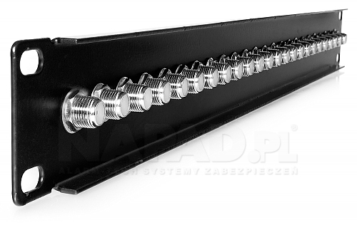 Patchpanel rack 19