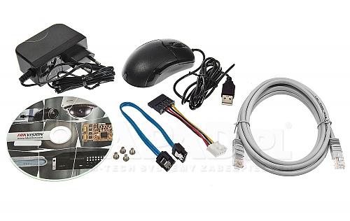 Akcesoria rejestratora sieciowego Hikvision DS-7604NI-K1