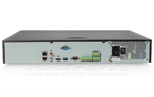Tył rejestratora DS-7716NI-K4