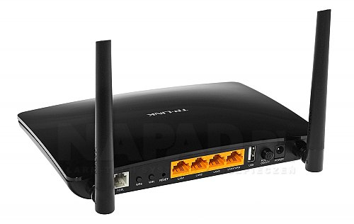 Router dwupasmowy AC 1200 TP Link Archer D 50