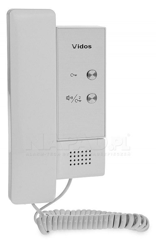 Unifon do wideo domofonu Vidos DUO U1010