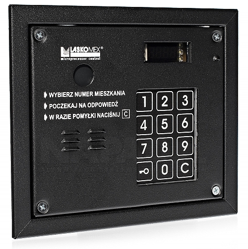Panel domofonowy CP-3103R Laskomex