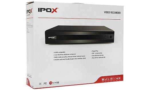 Mini rejestrator do obsługi systemów AHD / CVI / TVI / CVBS i IP