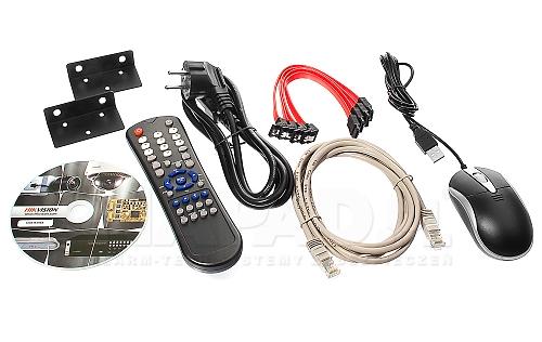 Akcesoria do rejestratora sieciowego DS-7732NIK4