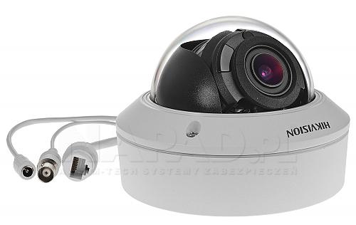 Kamera IK10, IP67 - Hikvision Easy IP Lite