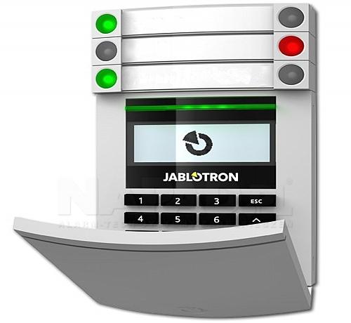 Klawiatura przewodowa LCD JA-114E Jablotron