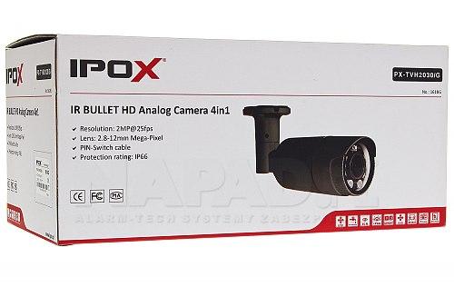 kamera IP IPOX PXTVH2030