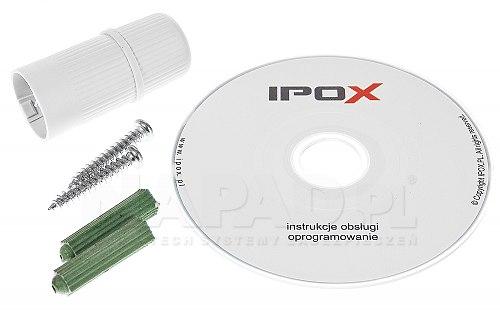2Mpx kamera IP w czujce PIR - PX_PI2037_E