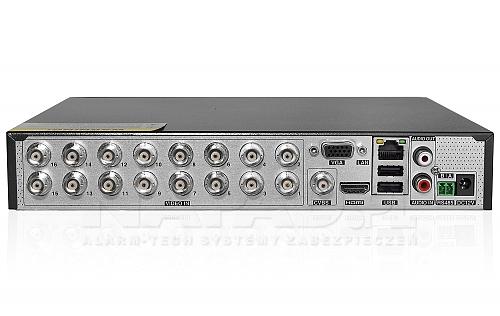 Ekonomiczny rejestrator hybrydowy PX HDR1621H E