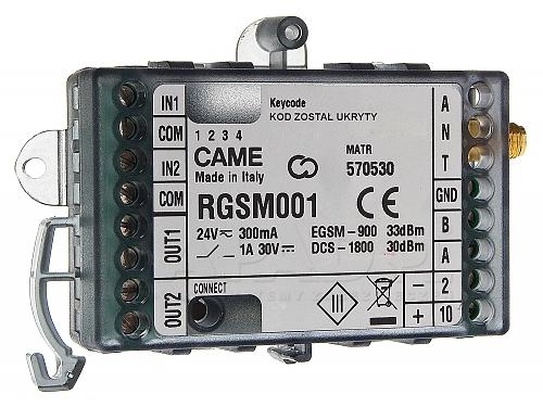 Moduł GSM Came RGSM001