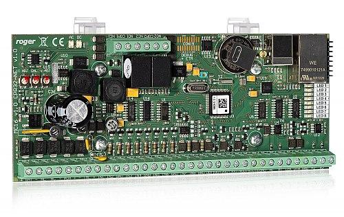 MC16-PAC - Kontroler dostępu przejść