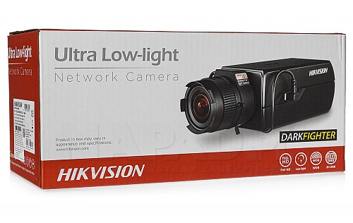 DS_2CD6026FHWD_A - sieciowa kamera projektowa Hikvison