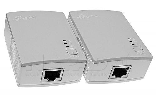 Zestaw transmiterów sieciowych TP-PA4010KIT AV600 Nano