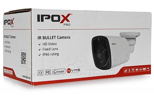 IP kamera trzystrumieniowa TI4024-P marki IPOX