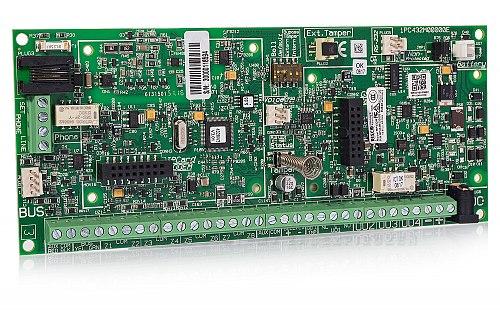 Płyta centrali alarmowej Risco RP432M