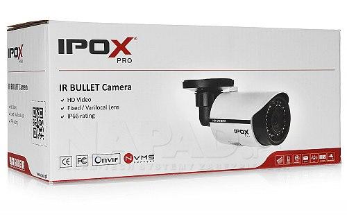Kamera z kompletem akcesoriów - PX-TVIP4036-P