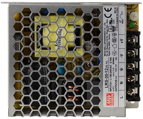 Zasilacz impulsowy LRS 35 12 / PS 2D