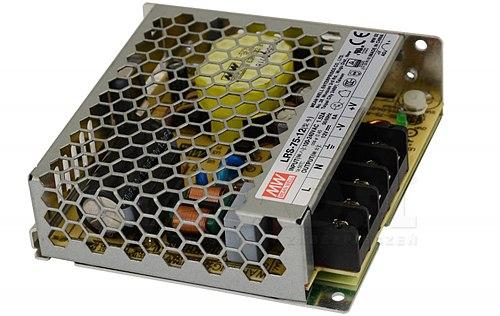 Zasilacz impulsowy do zabudowy LRS-75-12 (PS4D)