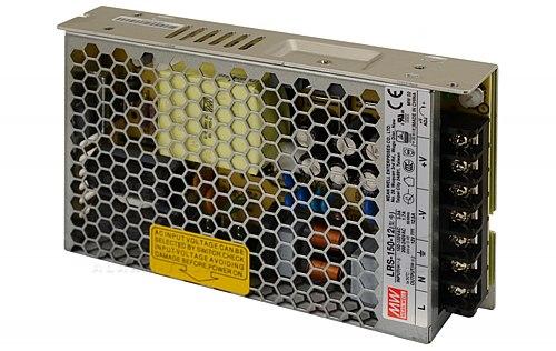 Zasilacz impulsowy do zabudowy LRS15012 PS8D