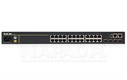 Gigabitowy przełącznik dostępowy - DCN S5750E-28X-SI