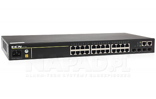 S5750E-28X-SI - switch L3 DCN