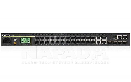 Przełącznik sieciowy warstwy 3 - S5750E 28X-SI-24F-D DCN