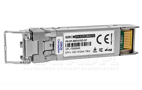 SP-SM31010D-GP to optyczny moduł SFP+ SM