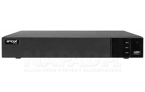 Rejestrator sieciowy IPOX PX-NVR1681H