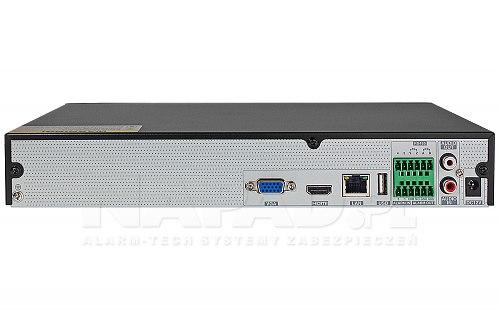 PX-NVR1681H - 16-ch rejestrator NVR