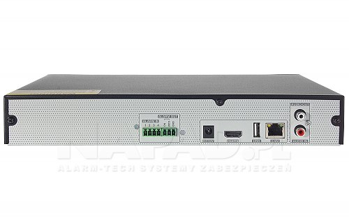 PX-NVR1651H - 16-kanałowy rejestrator NVR