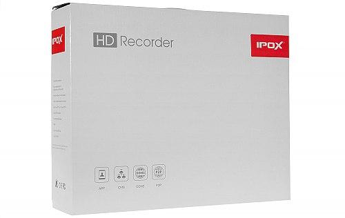 NVR0851H-E-P8 IPOX