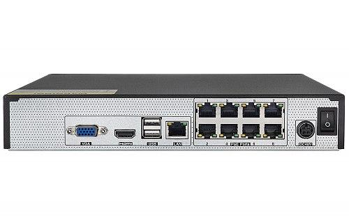PX-NVR0851H-E-P8 IPOX