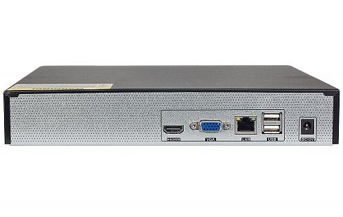 Ekonomiczny rejestrator IP NVR0851H-E