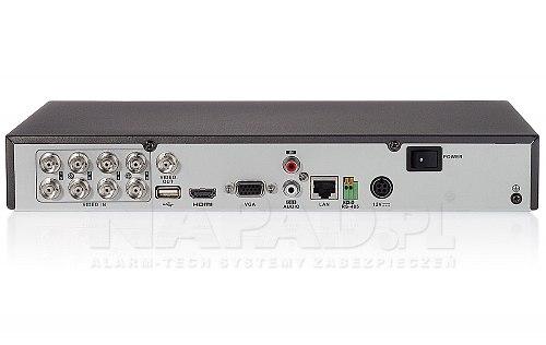 Rejestrator Turbo HD Hikvision DS7208HQHIK1