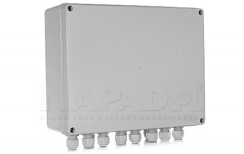 Switch 4-portowy ATTE