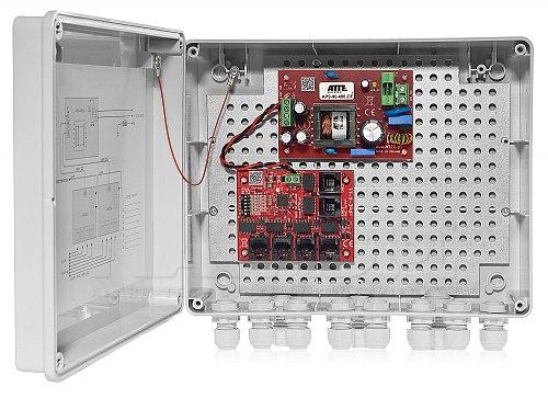Switch 4-portowy PoE IP-5-11-L2.