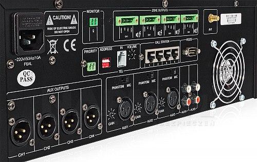 Wzmacniacz PA HQM4060 60W HQM
