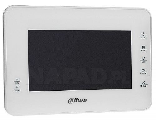Monitor do wideodomofonu IP Dahua VTH1560BW