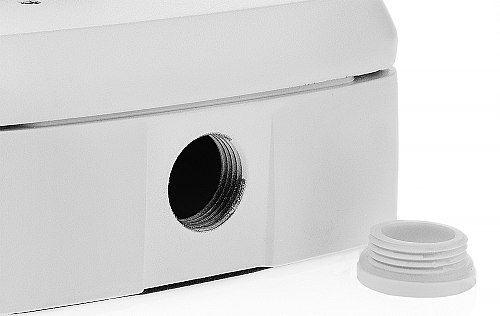 Przepust kablowy pod dławice w obudowie IP66 do kamer DH-PFA122