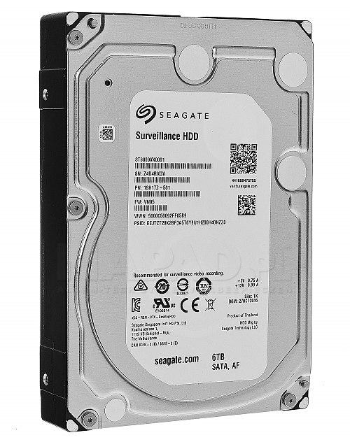 Dysk 6TB SATA III Seagate
