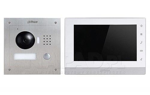 Zestaw wideodomofonowy IP Dahua VTK-VTO2000A-VTH1550CH