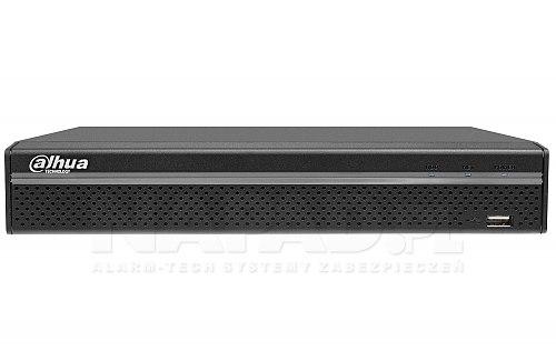 Rejestrator sieciowy DHI-NVR4104HS-4KS2 / DHI-NVR4104HS-P-4KS2 Dahua