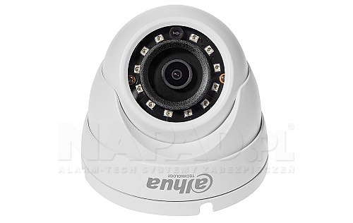 Kamera do monitoringu 2Mpx Dahua DH HAC HDW1220MP 0280B